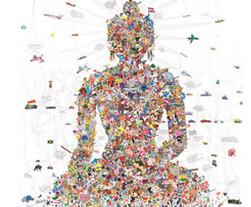 BuddhabyRadicalTibetanArtistfromChina.jpg-sized